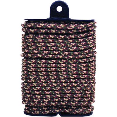 Attwood Attwood 11717-2 General Purpose 1/8in x 50ft Camo Rope