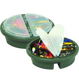 Plano Plano 725001 Bucket Top Organizer Fits 5 Gal bucket 18 Compartments