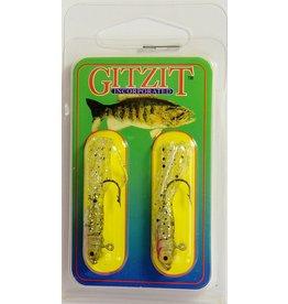Gitzit Gitzit 16165 Little Tough Guy 1/16oz Gold