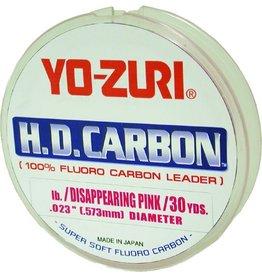Yo-Zuri Yo-Zuri HD Fluorocarbon 30yd 60 lb DP