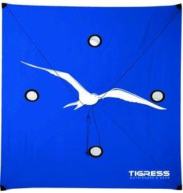 Tigress Tigress 88611-4 Hi-Performance Kite Blue