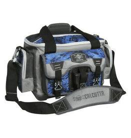 Calcutta Calcutta CSCTC3700 Squall Camo Tackle Bag w/ 4 Trays O