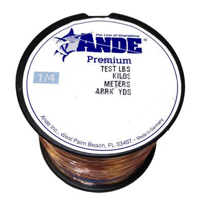 Ande Ande A14-30P Pink Mono 1/4-30 lb 400yds