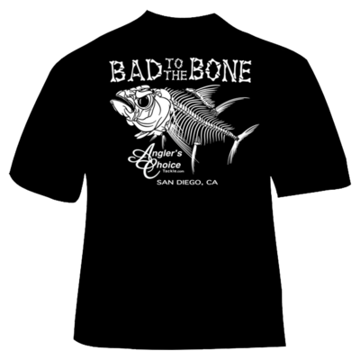 Angler's ChoIce Angler's ChoIce Tee S/S Kid's Skeleton
