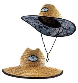 HUK HUK Camo Patch Straw Hat