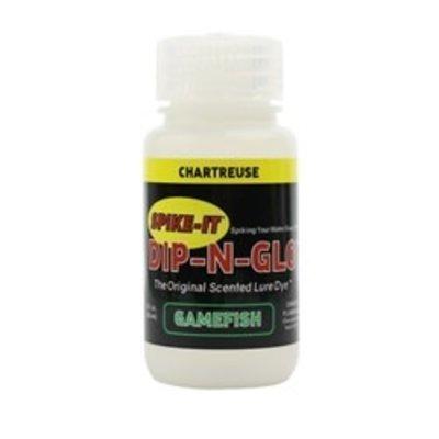 Spike-It Spike-It Dip-N-Glo Gamefish Chartreuse