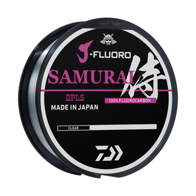 Daiwa Daiwa J-Fluoro Samurai Line 220yd 20 lb