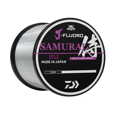 Daiwa Daiwa J-Fluoro Samurai Line 1000yd 20 lb