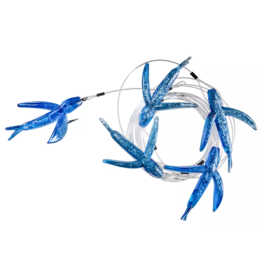 Yummee Lures Yummee MYFDCH-9 Mini Daisy Chain Blue Crystal