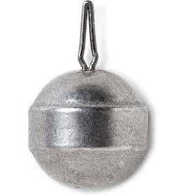 VMC VMC TDSB12NAT Tungsten Drop Shot Ball Weight 1/2oz Natural