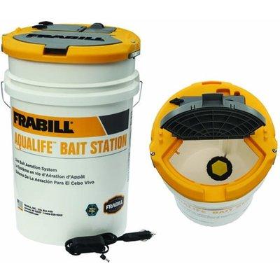 Frabill Frabill 14691 6 Gallon Bait Aerator System