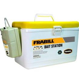 Frabill Frabill 14042 Bait Box w/Aerator 8qt