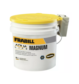 Frabill Frabill 14071 Magnum Bucket 4.25Gal w/Aerator