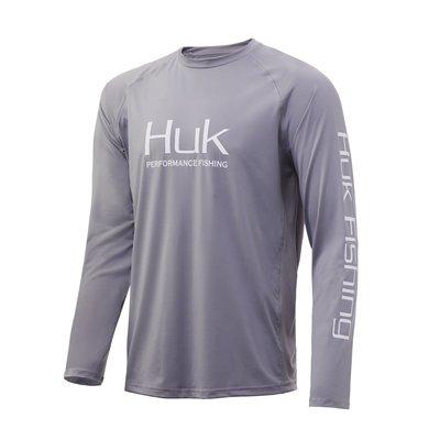 HUK HUK Pursuit Vented L/S