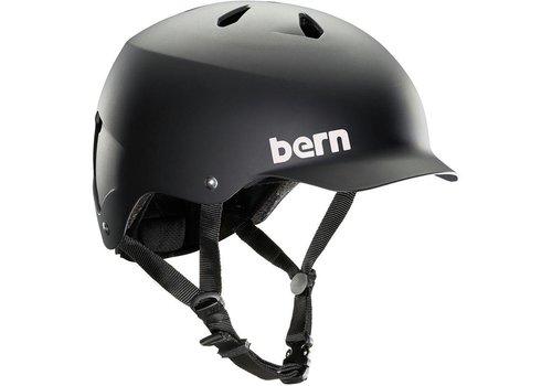 Bern Bern Watts Mips, Helmet, Matte Black