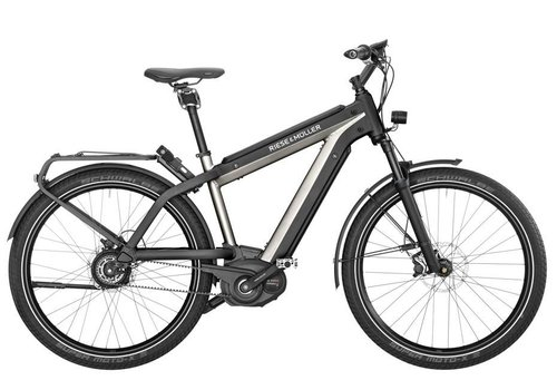 Riese & Muller Riese & Muller Supercharger GH Vario 46cm Urban Silver Metallic