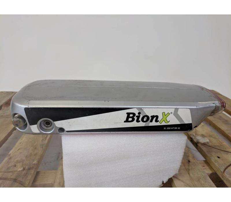 Used BionX RX Battery Silver 48V 8.8AH 423WH 301 Charge Cycles Serial: 4426-D13076152
