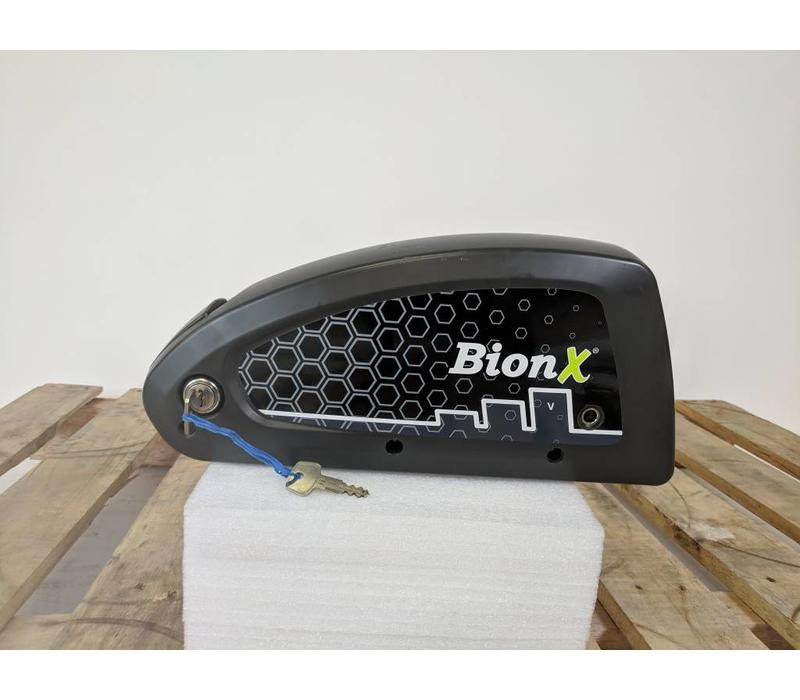Used BionX DV Battery Grey 48V 11.6AH 557Wh 40 Charge Cycles Serial Number: 5309-D14330045