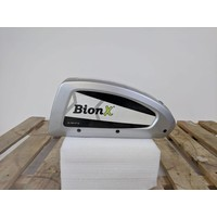 Used BionX DX Battery Silver 48V 8.8AH 423WH 51 Charge Cycles Serial Number: 4000-D13077128
