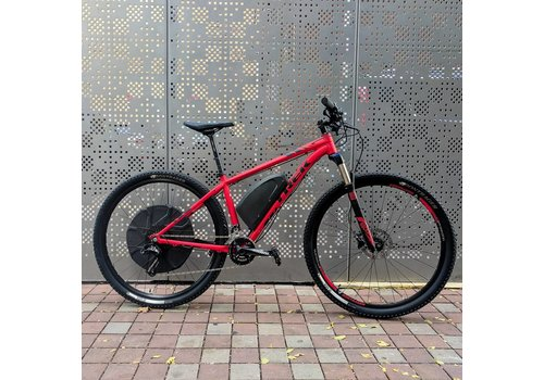 "Trek Trek XCALIBER8 17"" BionX D500 Red DV 557WH Battery"
