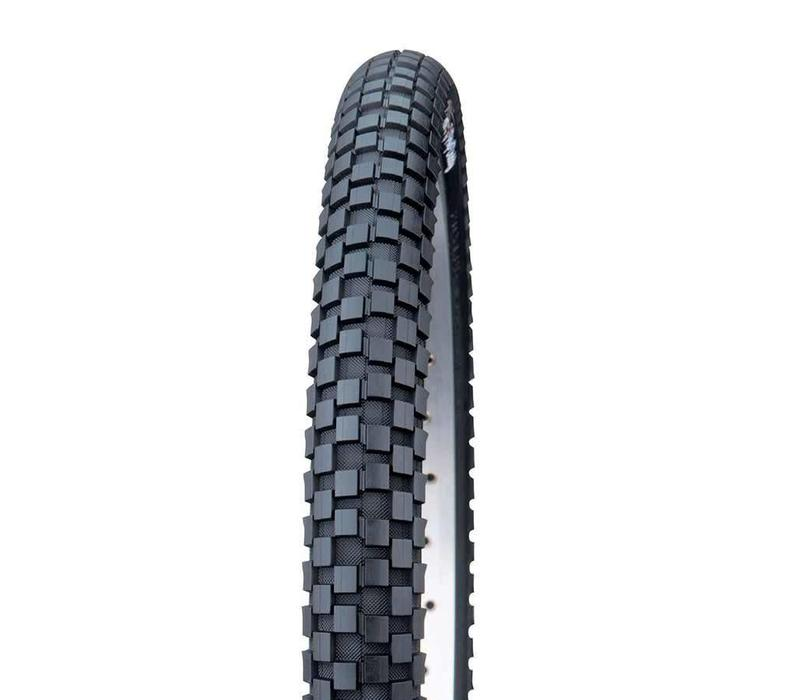 "Maxxis Holy Roller Tire, 20""x2.20 Wire Bead Black"