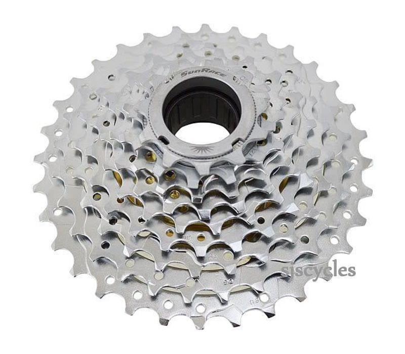 Sunrace Freewheel 9 Speed 13-32
