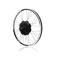 Used BionX P350 Disc Brake Wheel Black New (Brass Connector)