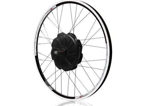 BionX Used BionX P350 Disc Brake Wheel Black New (Brass Connector)