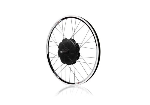 BionX Used BoinX P350 Disc Brake Wheel Black New (Brass Connector)