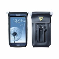 "Topeak Smartphone Drybag Fits up to 6"" Phone, Black"