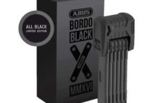 Abus Abus, Brd Black Editin Granit XPlus 6510, Flding Lck, Key, 85cm, 2.8', 5.5mm, Black