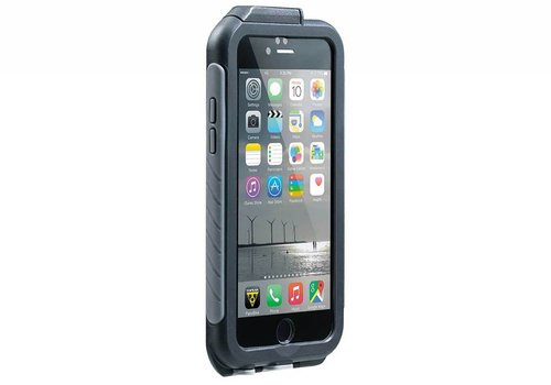 Topeak Topeak Weatherproof Ridecase Fits iPhone 6 ONLY, Black