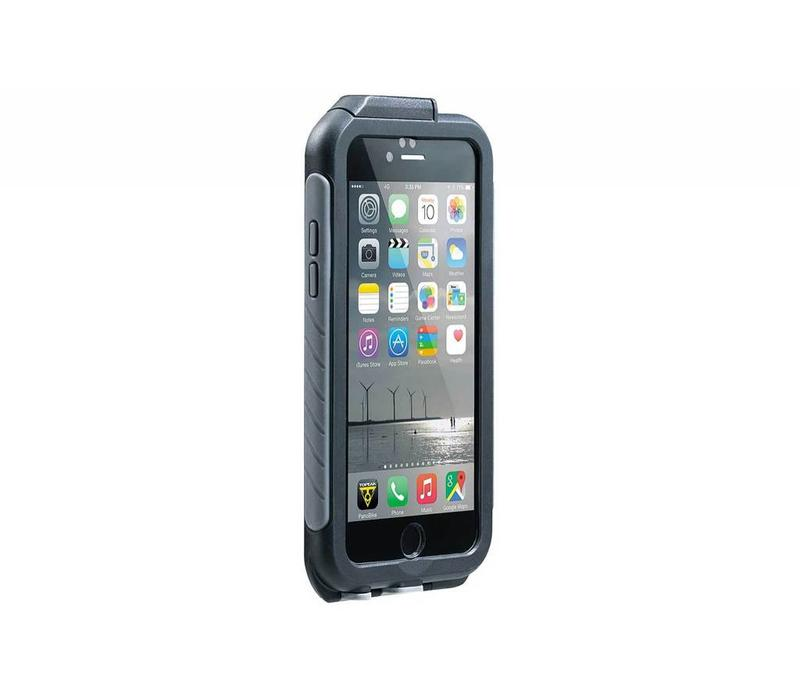 Topeak Weatherproof Ridecase Fits iPhone 6 ONLY, Black