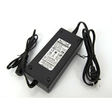 Charger Lithium 48V 2.5A LiFe P04 Black (Std. 3 Prong) 58V output