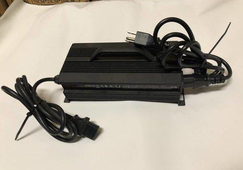 Charger Lithium 48V 3A LiFe P04 Black Case (Std. 3 Prong) 58V output