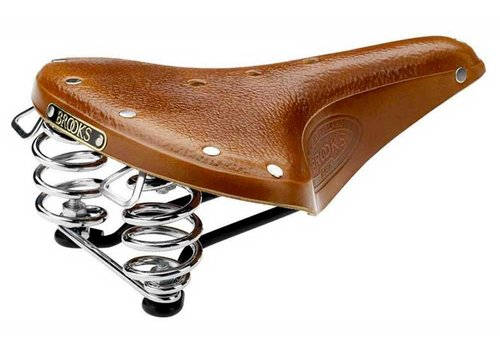 Brooks Brooks B67 Mens Saddle 260 x 205mm 850g