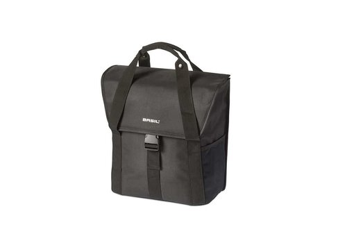 Basil Basil, Go Single Bag, Single bag, Solid Black