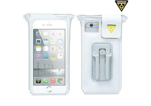 """Topeak Topeak Smartphone Drybag Fits up to 6"""" Phone, White"""