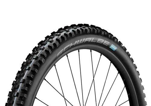 "Schwalbe Schwalbe Nobby Nix Addix Tire 27.5x2.25"" Tire, Wire Bead, 50TPI"