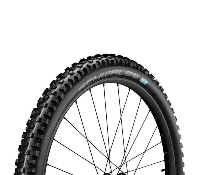 "Schwalbe Nobby Nix Addix Tire 27.5x2.25"" Tire, Wire Bead, 50TPI"