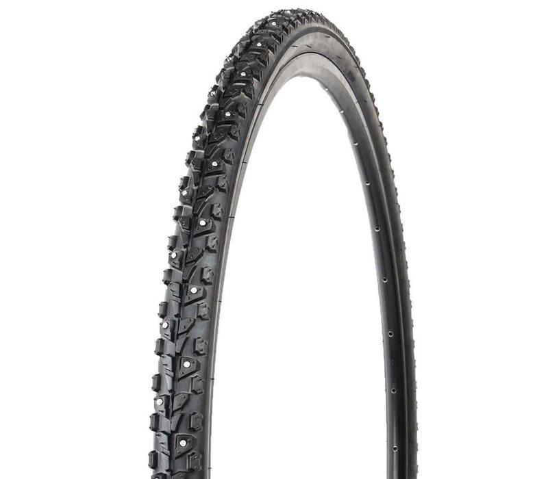 Kenda Klondike 26x1.95 wire tires w/studs