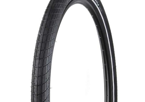 Schwalbe Schwalbe, Big Apple, 20x2.00, Wire, Endurance, RaceGuard, Reflex, 67TPI, 30-70PSI, 530g, Black