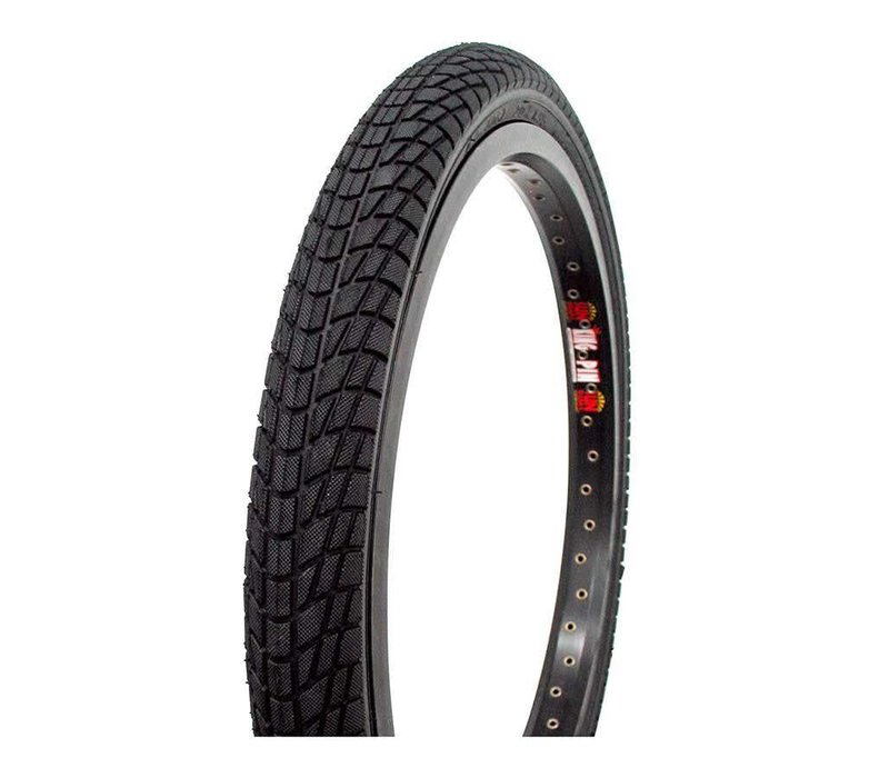 Kenda, Contact, 20x1.95 Wire, 65PSI, Black