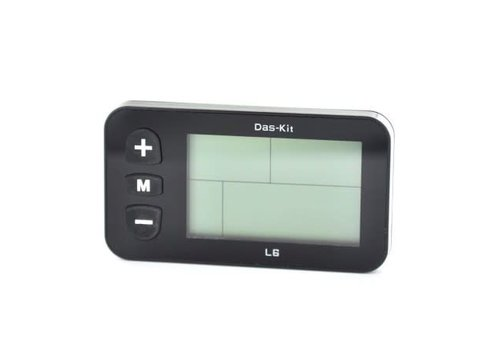 Das-Kit Das-Kit LCD Display L7BT (Infinite / Elevate)