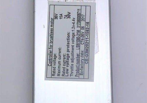 Das-Kit Das-Kit Controller CT4 48V14A  (Freedom)