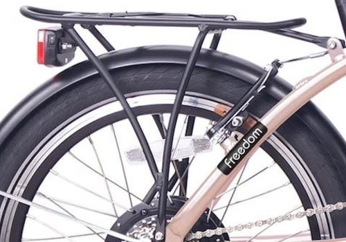 Amego Rear Rack for (Freedom)