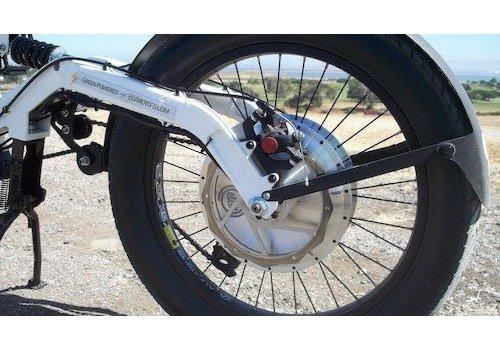 A2B Metro Rear Shock - Coil (Motor)