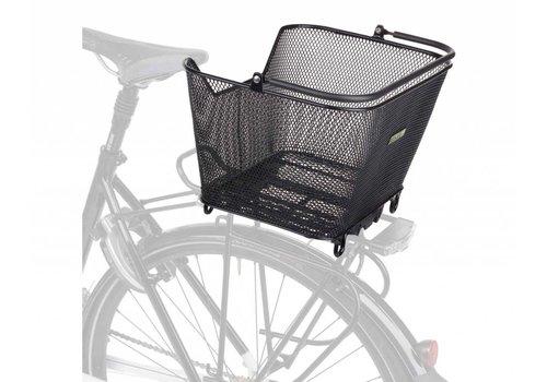 Racktime Racktime, Bask-It, rear basket, black