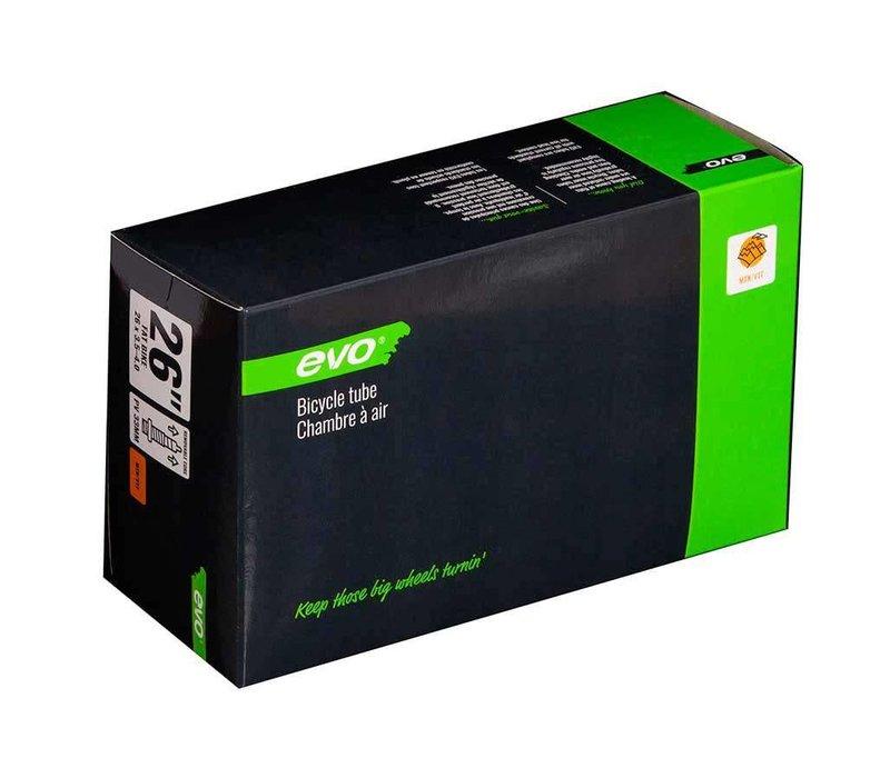 EVO, Inner tube, Schrader, 32mm, 26x4.00