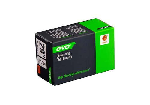"EVO EVO, Inner tube, Schrader, Length: 35mm, 29"", 2.125-2.40"